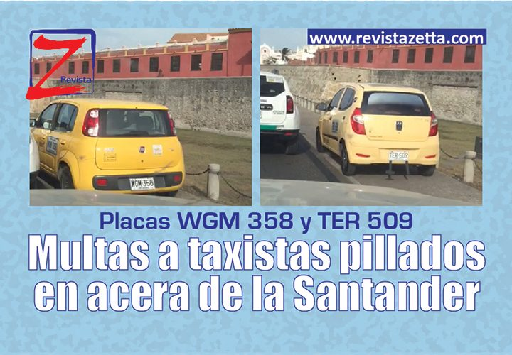 Multas-taxis