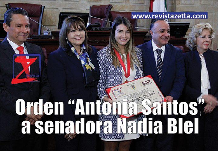Nadia-orden