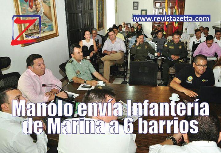 Manolo-infantería