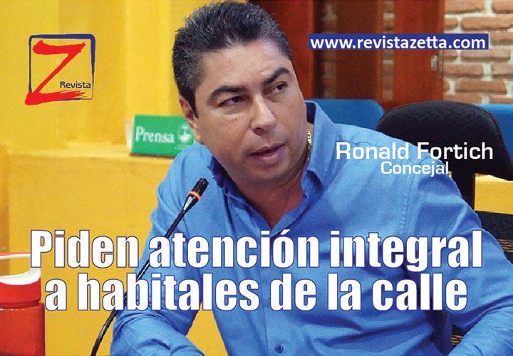Ronald-calle