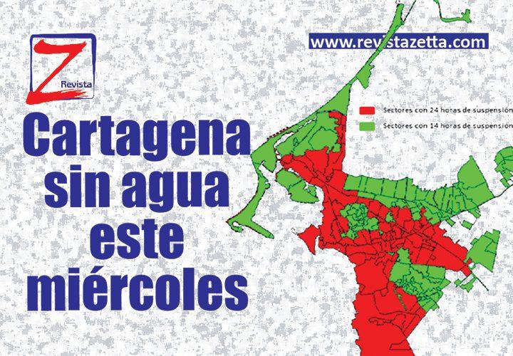 Cartagena-sin-agua