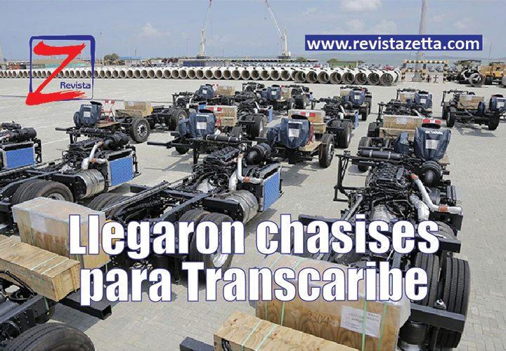 Chasis-transca