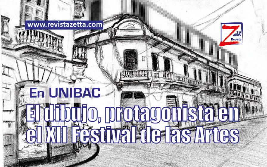 El Dibujo Protagonista En El Xii Festival De Las Artes